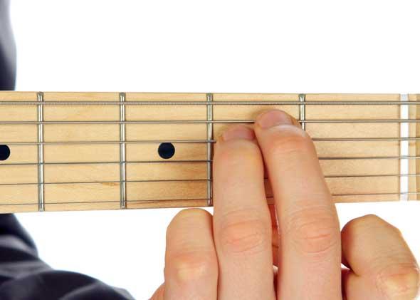 E Minor Guitar Chord (Em) - Learn To Play Music