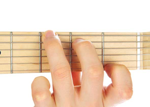 G Seventh Guitar Chord G7 Learn To Play Music Blog