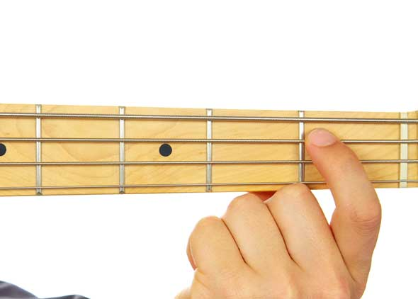 Bass Guitar - The B Flat Bass Note (Bb) | Learn to Play Music