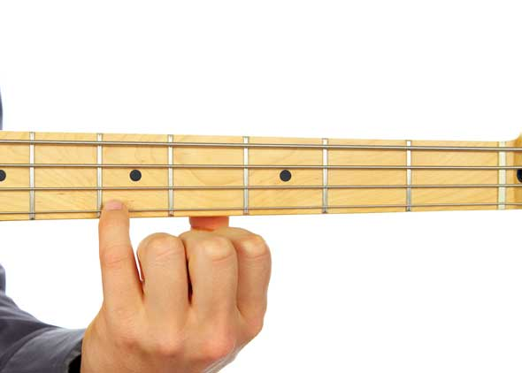 Bass Guitar The C Note 1st String Learn To Play Music Blog
