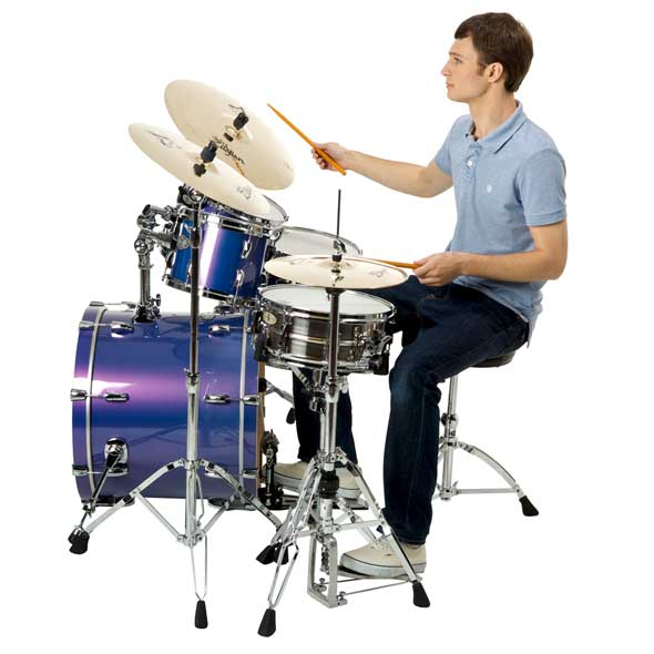 How To Sit At A Drum Kit Beginner Lessons For Drummers