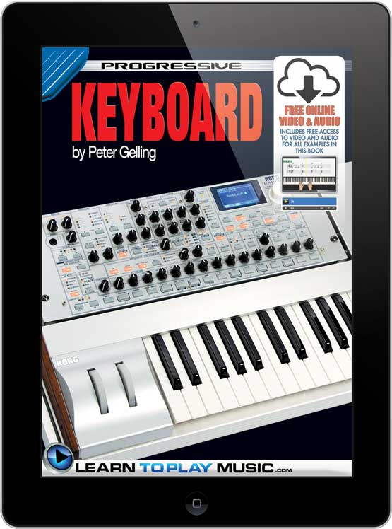 get schwifty how to play keyboard