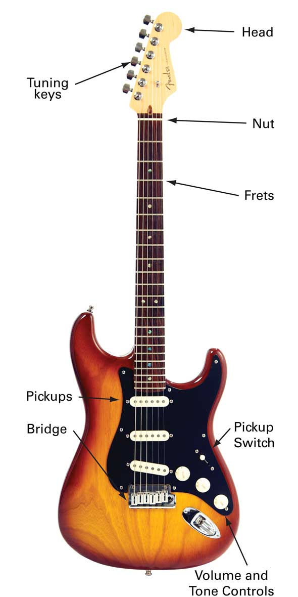 Electric Guitar Types : electric guitar types learn to play music blog ~ Vivirlamusica.com Haus und Dekorationen
