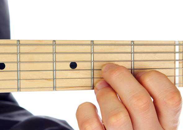 Seventh Guitar Chord  ...