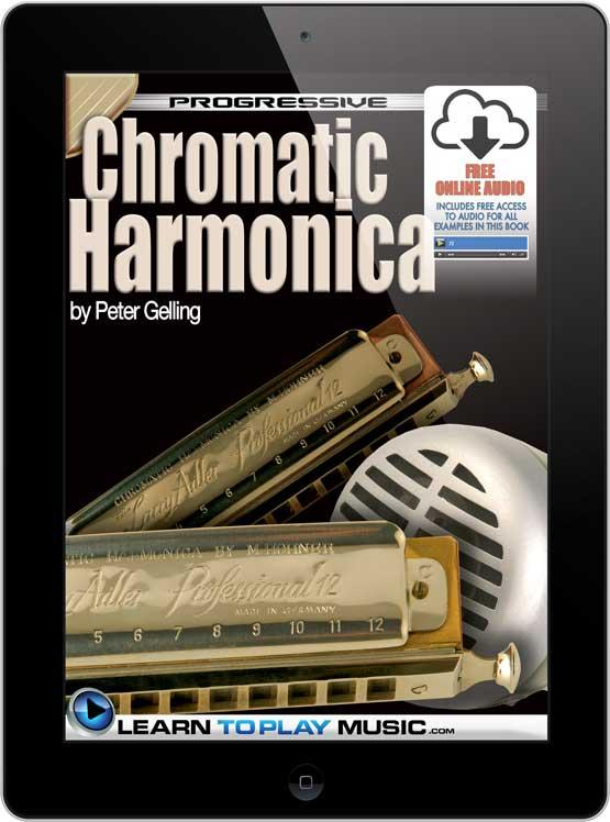 Progressive Chromatic Harmonica - Exercise Media - Learn To Play