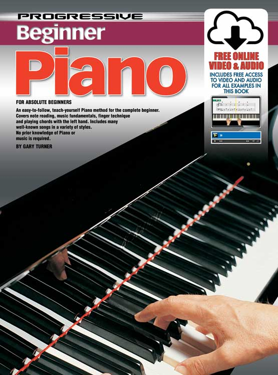 Free Beginner Piano Lesson 2 - Learn To Play Music Blog