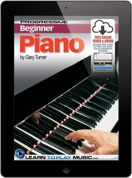 Beginners Keyboard Book