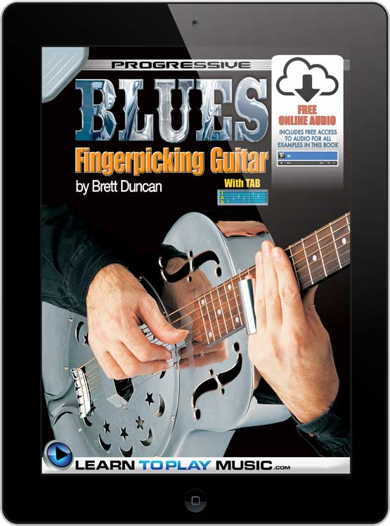 Progressive Blues Fingerpicking Guitar - Learn To Play Music Blog
